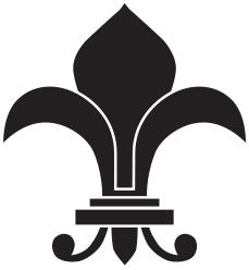 Ranskanlilja -leima