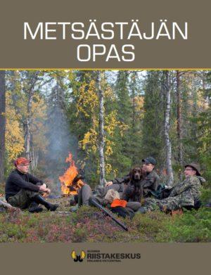 Metsästäjän oppaan kansi.