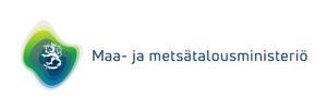"""alt=""""Logo Maa- ja metsätalousministeriö."""""""